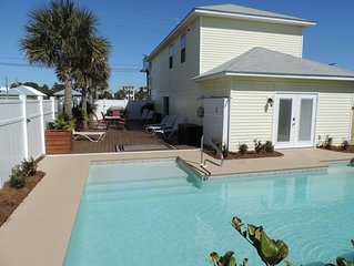 Holiday House- Private, Heated, Saltwtr Pool, Deck