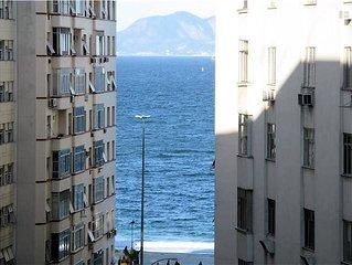 Maravilhosa Cobertura em Copacabana com 5 quartos - 3 suites