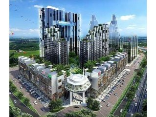 A brand new fully furnished 2 bedrooms condominium