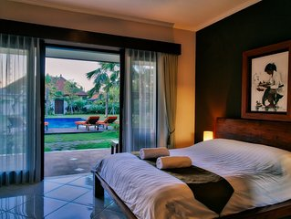 Pleasant Residence in Sanur with Terrace