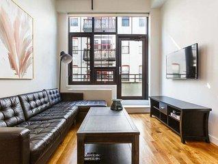 Luxury Industrial 3 Bedroom Williamsburg Condo