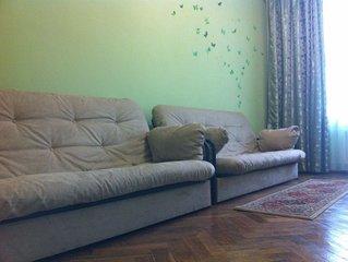 cozy apartment in lviv