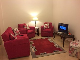 Cheerful ight Apartment in B3 Central Area in Madinity - Cairo