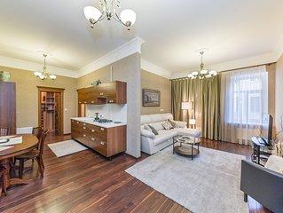 ProstoKvartirki - Wonderful apartment near the Hermitage