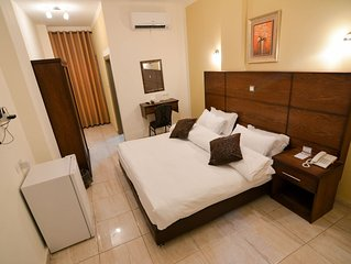 DOUBLE King Size Room with Balcony