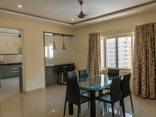 Cloud9Homes Serviced Apartments in Mindspace, Hitech City