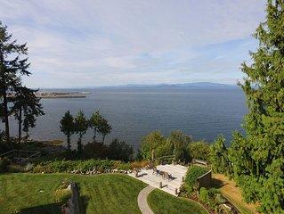 Oceanfront /Fabulous Views /Sunrise /Eagles - Parksville BC