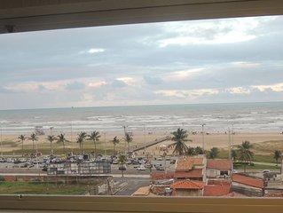Lindo apart. de 110m², na Atalaia com vista para o mar e a 150 m da praia