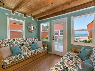 Beachfront Steps to the Sand | Remodeled | Perfect Getaway | Fully Loaded