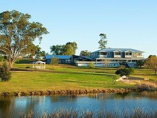 Willow Tree Estate - Luxury whole of house accommodation - Sleeps 40