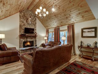 Very close to downtown Cashiers and just minutes away from Lake Glenville, Wi-Fi