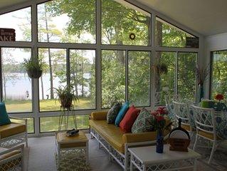 Sunshine Inn on Cedar Hedge Lake