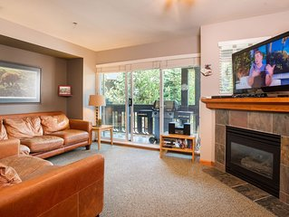 3BDR Updated Townhome with Private Hot Tub | The Perfect Family Vacation Home |
