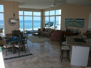 3BR DETACHED HOME - ON THE BEACH - SPACIOUS - WELL APPOINTED - SLEEPS 10-11