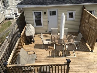 7 Warwick ave unit b in the village LABOUR DAY weekend available $1200!!!!