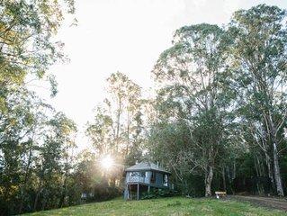 The Nests * Bluegums Cabins  Barrington Tops
