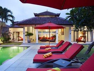 Private Villa Legian 3 Bedroom Pool