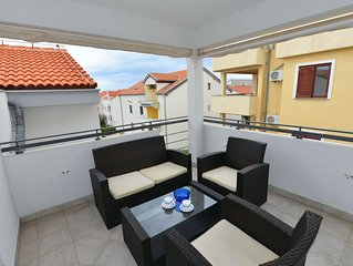AMALIA - top floor cozy one bedroom apartment with air con