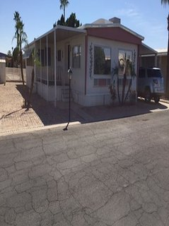 Furnished Double Wide in Central Yuma