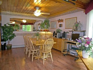 RIGHT ON LOON MOUNTAIN 7 Nights From $995.00--WALK TO THE GONDOLA!!!