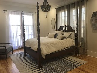 Best in NOLA - Sleeps 6 - 1500 sq ft. - 2 bedrooms / 2.5 baths