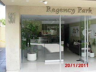 New Apartment In Front Of The Mendoza Tennis Club And The Big San Martin Park.