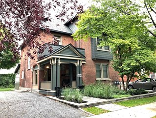 Hidden Gem with Heated Floors in Beautiful Downtown Ottawa