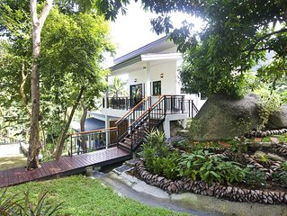 2 Bedroom Jungle - Sea View Villa
