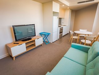 Newcastle Beach 1BR - with City Views