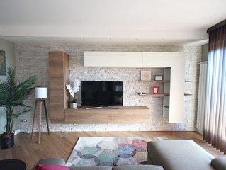Luxurious apartment for rent in Bordighera