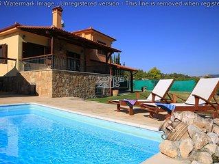 Amazing View by the Pool in Agios Nikolaos I