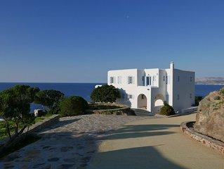 Best View Villa in Ios