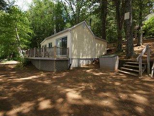 Little Lakeridge Cottage at Chandos Lake Resort
