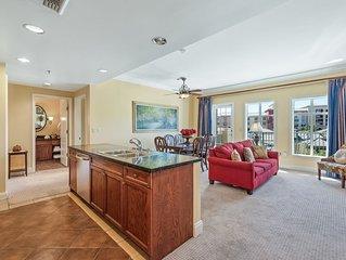 Lake Las Vegas 2 Bedroom(King size & 2 twin bed) And 2 Bathroom Lake View