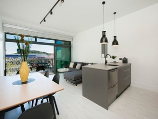 Nelson CBD apartment - Terrace House in the City!