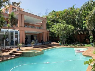 Stirling Guesthouse in Durban North