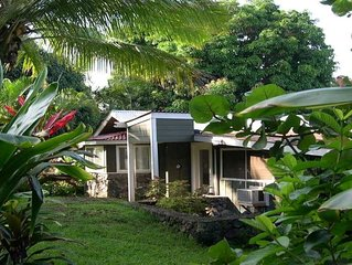 Cottage-like Duplex in South Kona on the Big Island