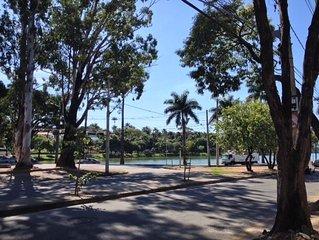 Melhor Localização  próximo a lagoa, estádios do Mineirão e Mineirinho