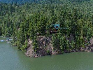 The Mabel Lake House Eco Retreat Lodge