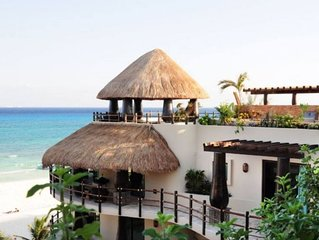Winner of Top 25 in All Of Mexico- Oceanfront - DIRECT VIEW PH - 3/3 Beach Club