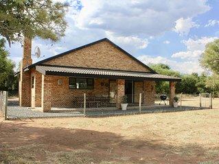 Marakele Animal Sanctuary-Toms Cottage