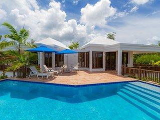 Best Value 2 BR Villa at Mead Bay Anguilla - Beach Palm Villa, Luxury Villa