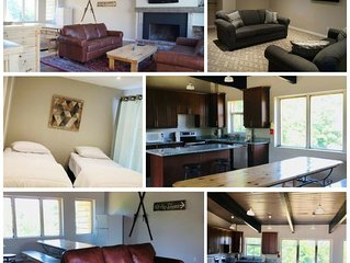 6 Bed Blue Mountain Chalet Hot Tub Sleeps 16 #8C