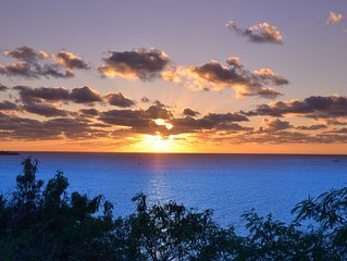 Recent 5 star Guest Review update! FREE* SUV or VAN to NOV 11 Paradise is ready!