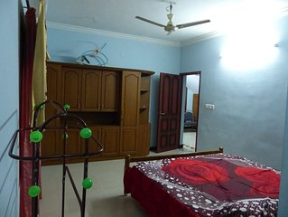 Fully Furnished( Self Serve) New Banglow in Vazhakkala Kochi