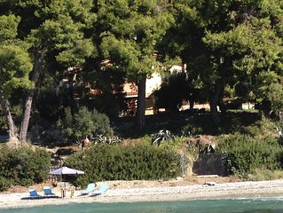 Kassandra,    Beautiful House In The Trees By The Sea