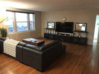 Spacious Apartment, Historic Views