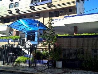 Apartamento Mobiliado Praia de Iracema - 2 QUARTOS