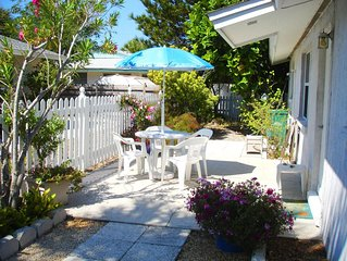 Carissa Beach House: Affordable & cute apartment on Anna Maria Island