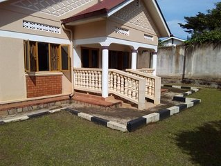 Fully furnished in secure perimeter wall